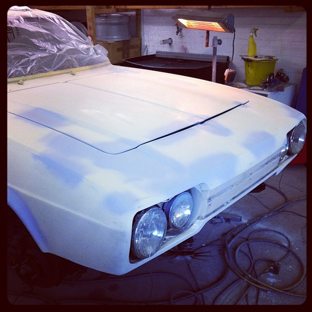 Classic Car restoration and respray